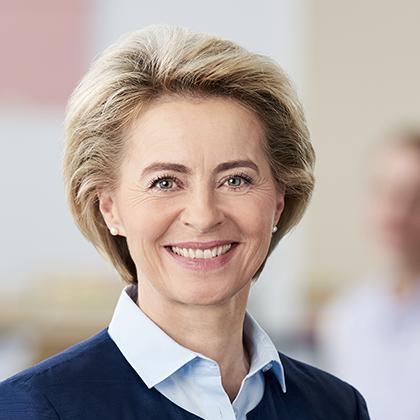 Image result for Ursula von der Leyen
