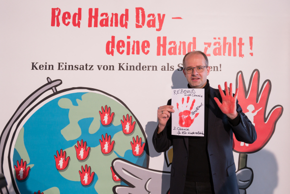 Red Hand Day 2019 - Michael Brand