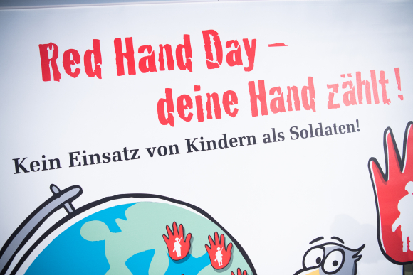 Red Hand Day 2020